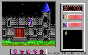 Captain Comic Screenshot