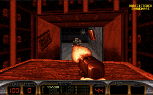 Duke Nukem Screenshot