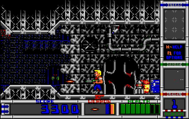 Duke Nukem 2 Screenshot