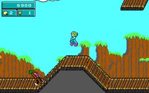 Keen Dreams Screenshot