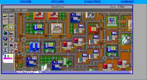 Sim City Screenshot