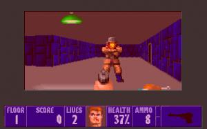 Wolfenstein Screenshot